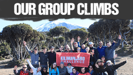 Kilimanjaro Group Climbs 339x193
