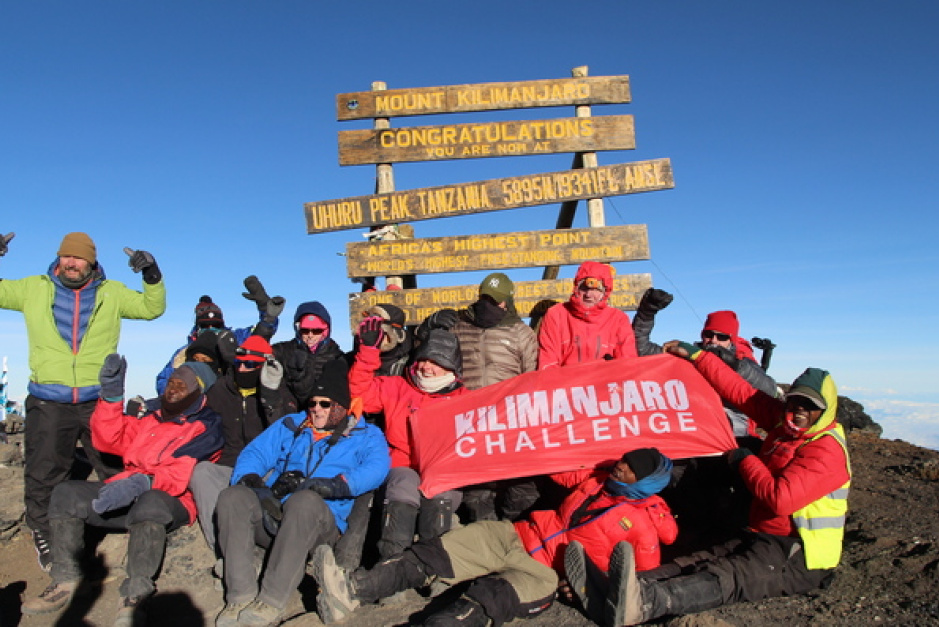 JOIN A GROUP KILIMANJARO TREK